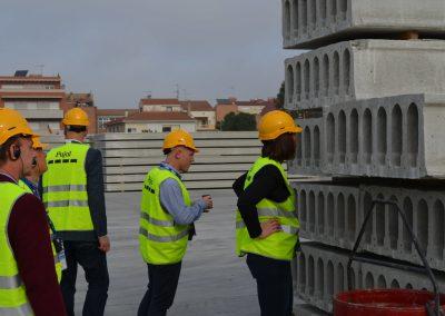 hollowcore slabs, precast concrete flooring, hollowcore slab production