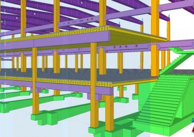 3D precast concrete design, CAD precast design, structural engineering software