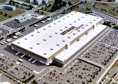 Amazon Warehouse Project Fulfilled