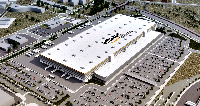 Prefabricats pujol, warehouse, hollowcore industrial buildings