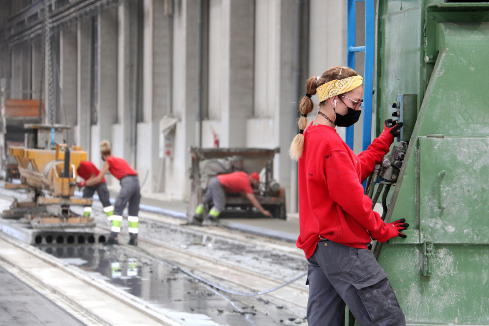 IPHA Member Leads the Way for Women in the Construction Industry