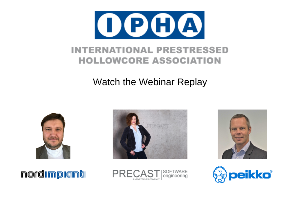 Second IPHA Webinar – Watch the Replay