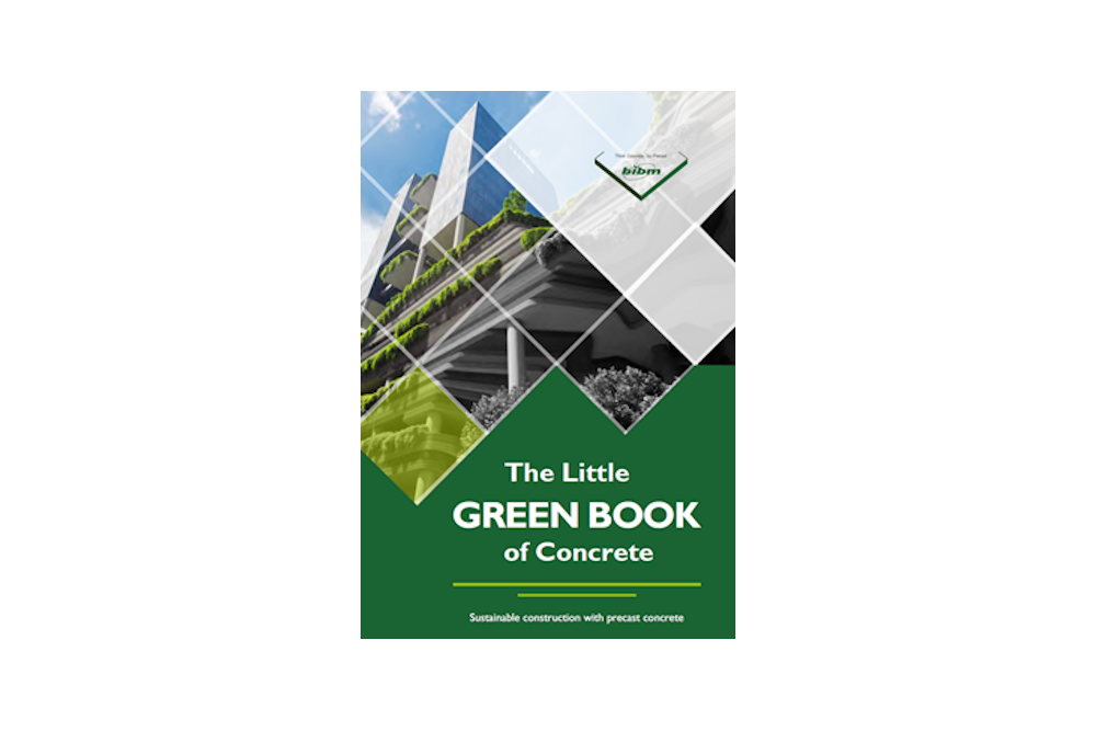Little Green Book of Concrete – New Edition Launched – Download