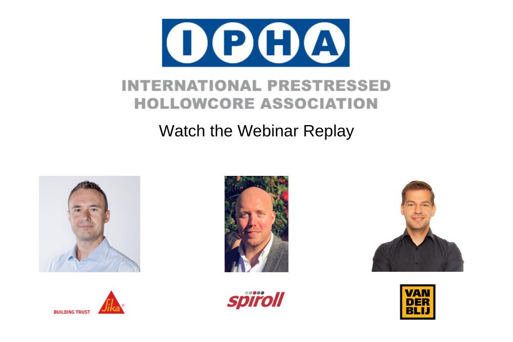 Fifth IPHA Webinar – Watch the Replay