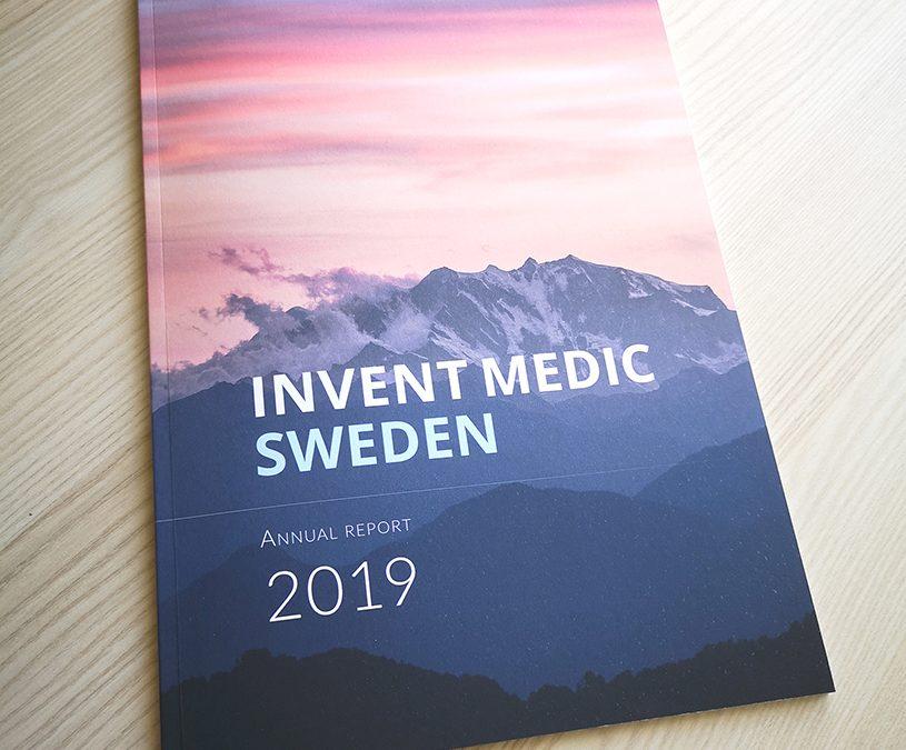 Invent Medic årsredovisning för 2019
