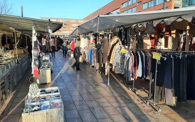 Vrijdag 27 maart Weekmarkt Hoofddorp Centrum