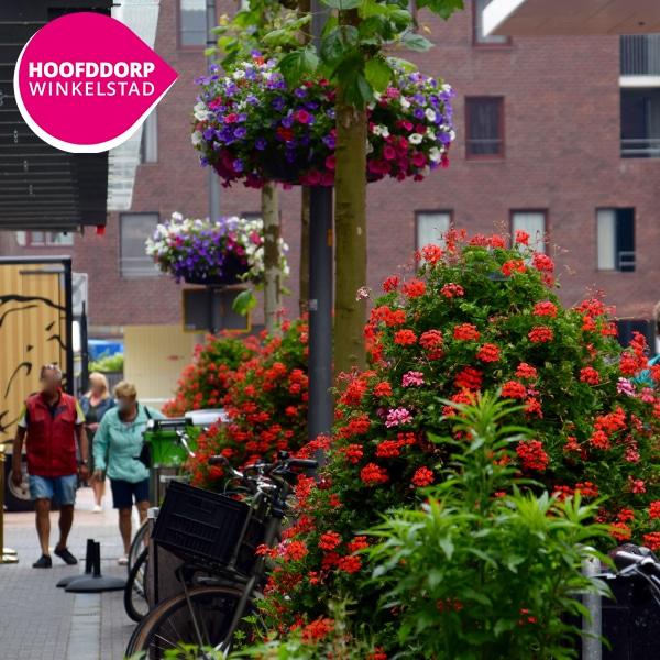 Bloemen in Hoofddorp Centrum