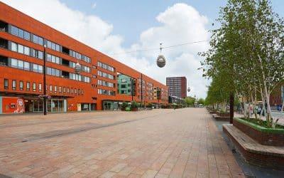 Weekmarkt weer op Burgemeester van Stamplein