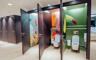 Toiletten in Hoofddorp Winkelstad