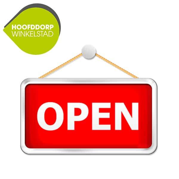 tot 20:00 uur open