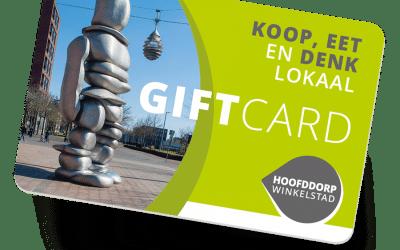 Hoofddorp Winkelstad Gift Card