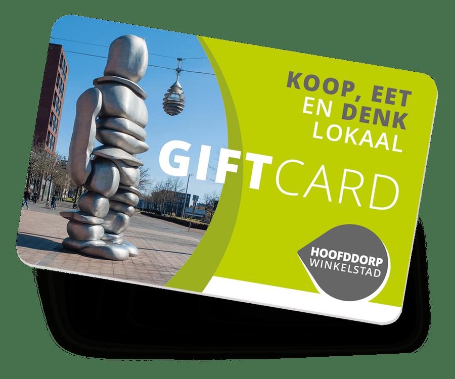 Giftcard Hoofddorp Winkelstad