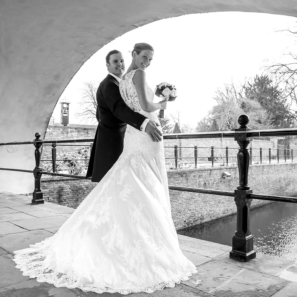 Bruidsreportage Kasteel van Amerongen