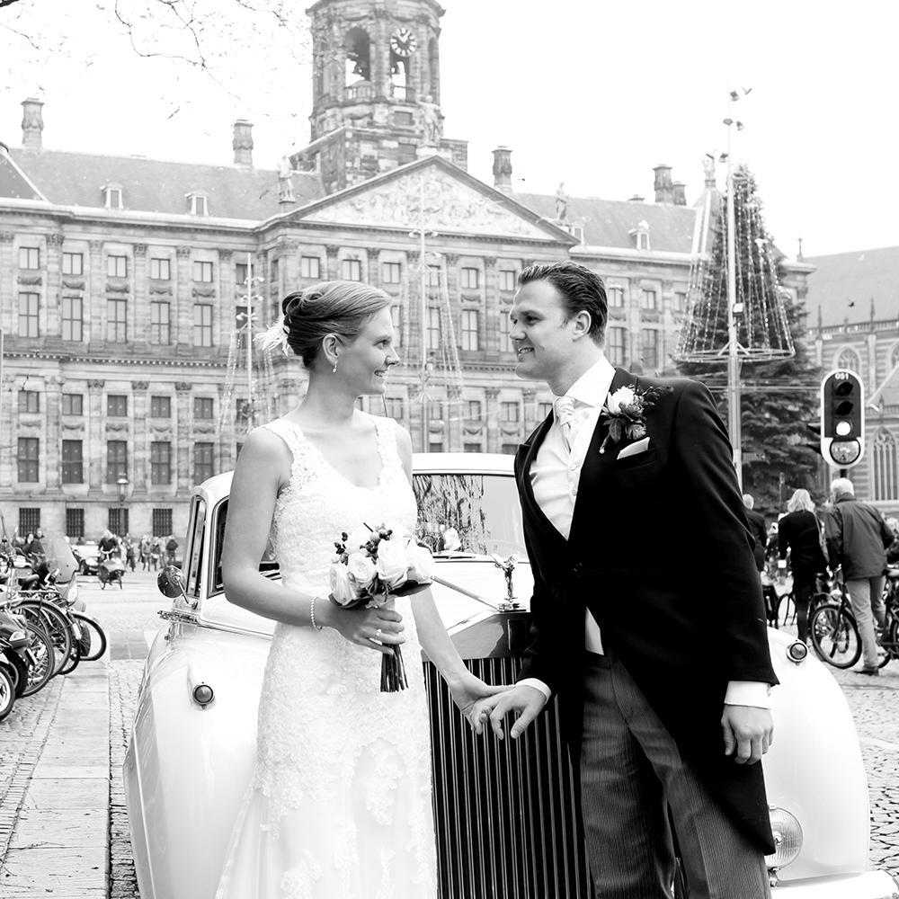 Bruidsreportage Amsterdam