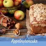 Appelnotencake
