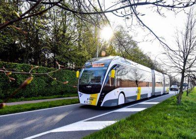Doorstart voor nieuwe HOV lijn tussen Hasselt en Maasmechelen