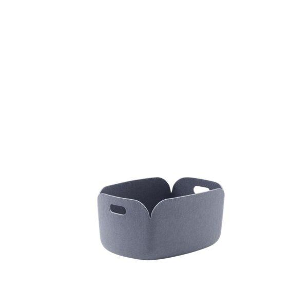 Restore-basket-blue-grey-Muuto