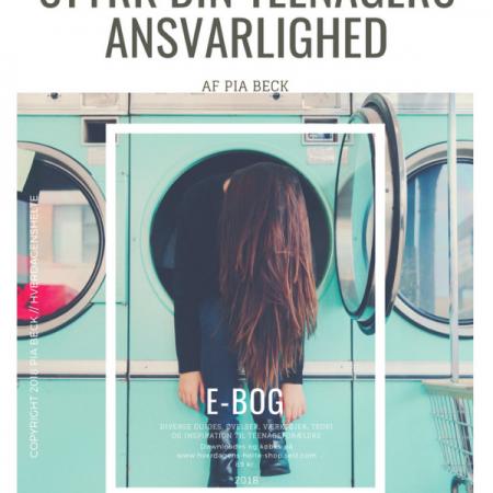 E- bog Styrk din teenagers ansvarlighed
