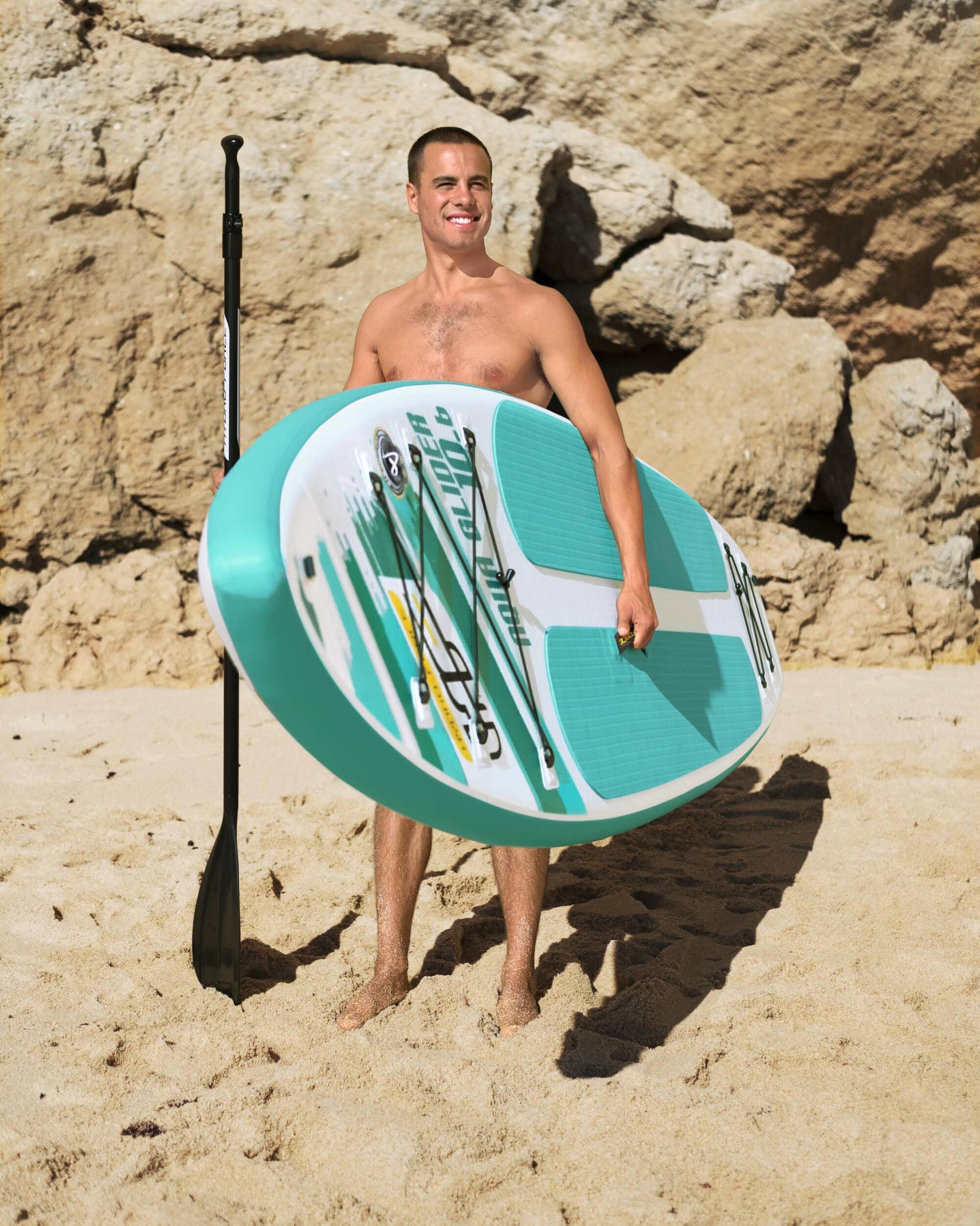 Hydro-Force Aqua Glider Paddle Board