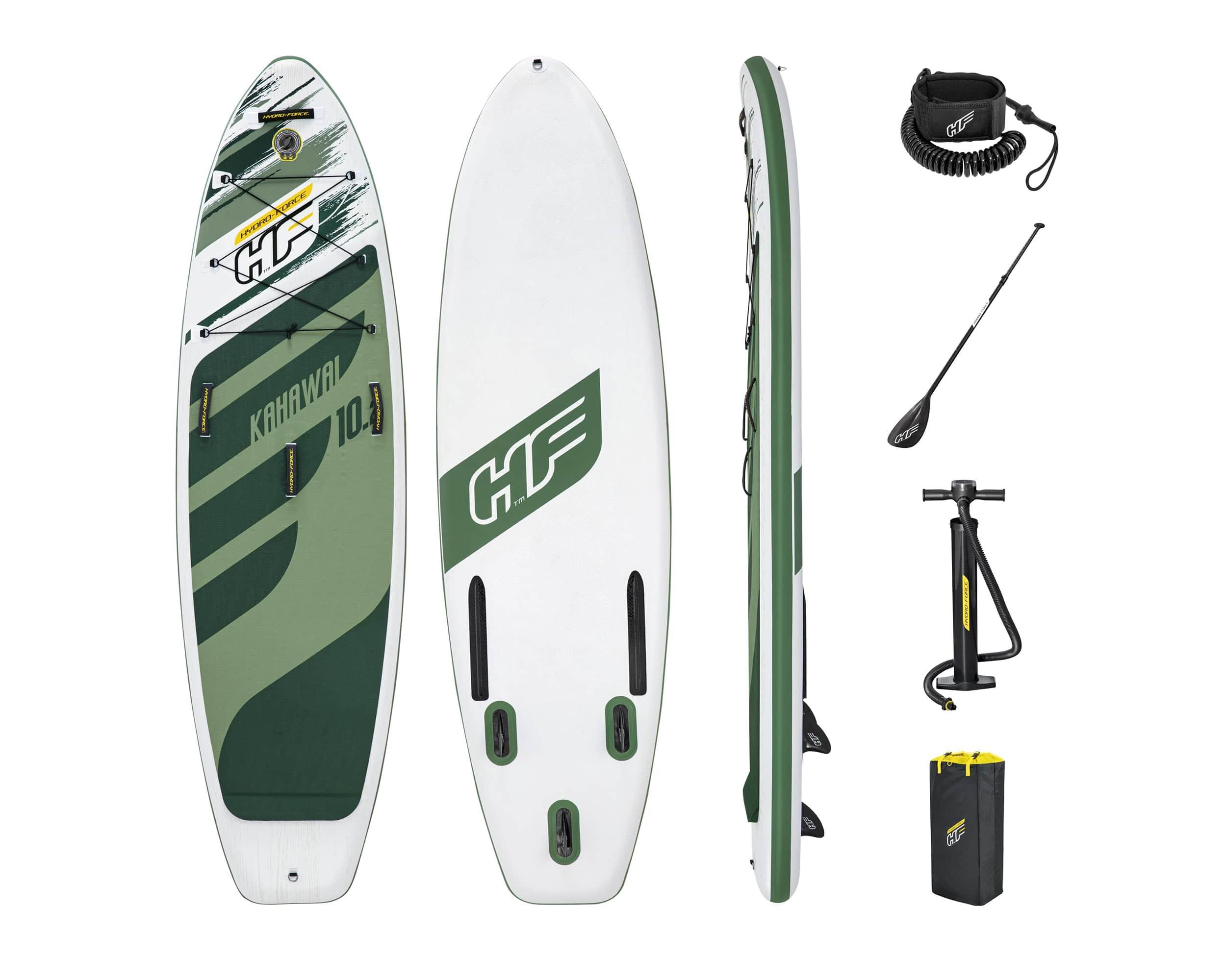 Hydro-Force Kahawai Sup Brett Stand Up Paddle Board