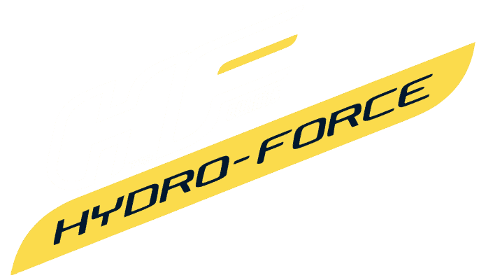 Hydro-Force Sup Brett hvit logo