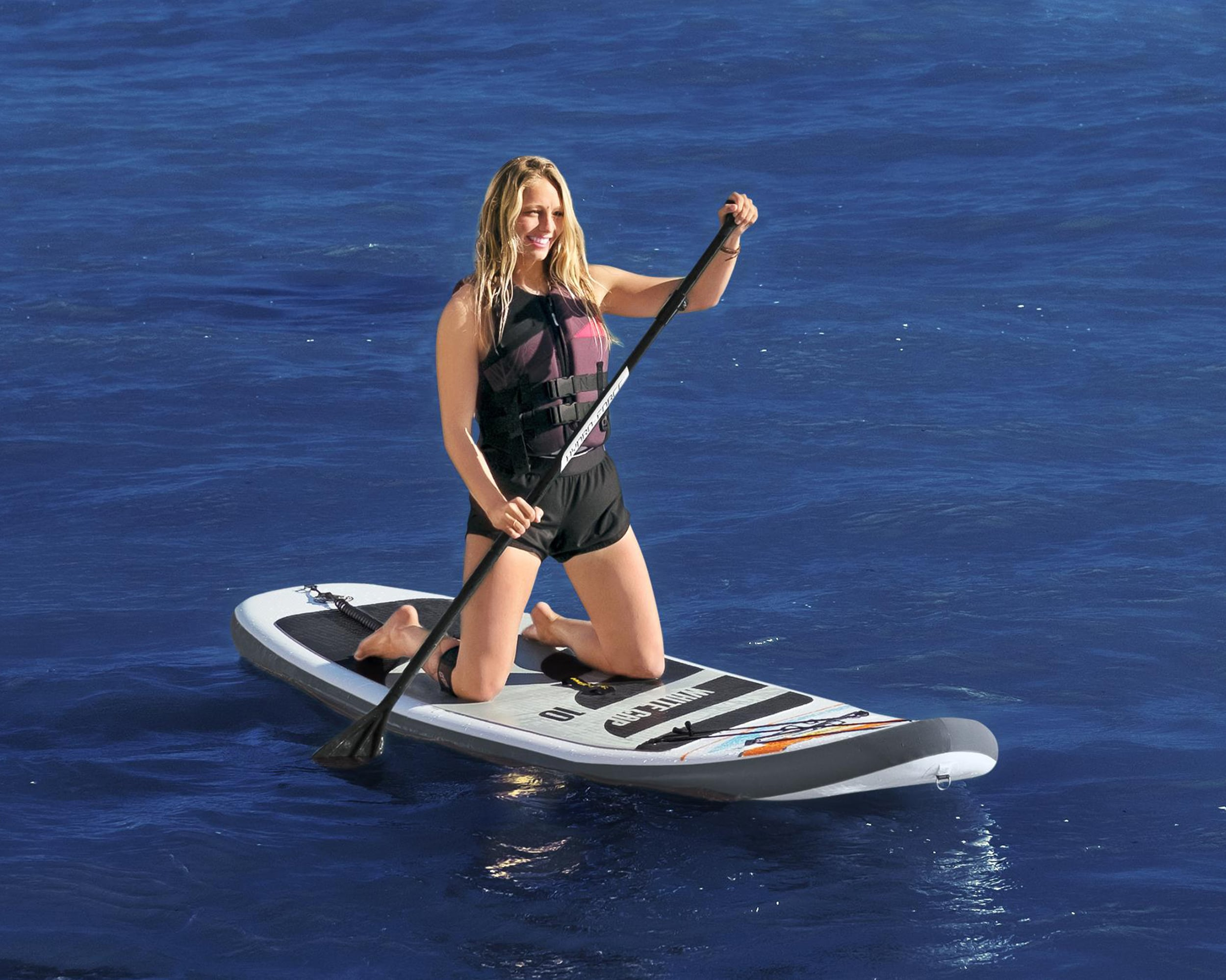 Hydro Force White Cap Paddle Board