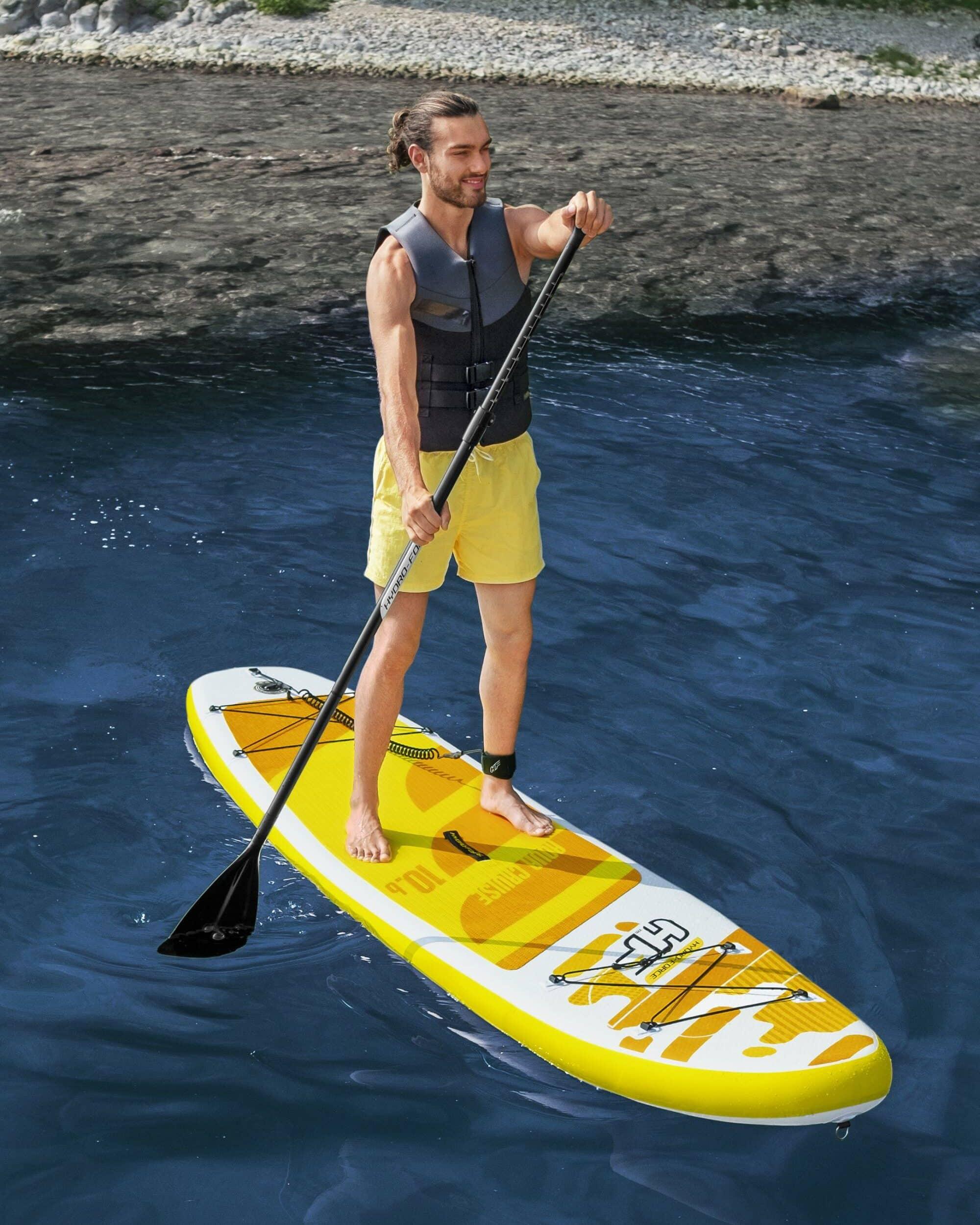 Stand Up Paddle Board Aqua Cruise Set