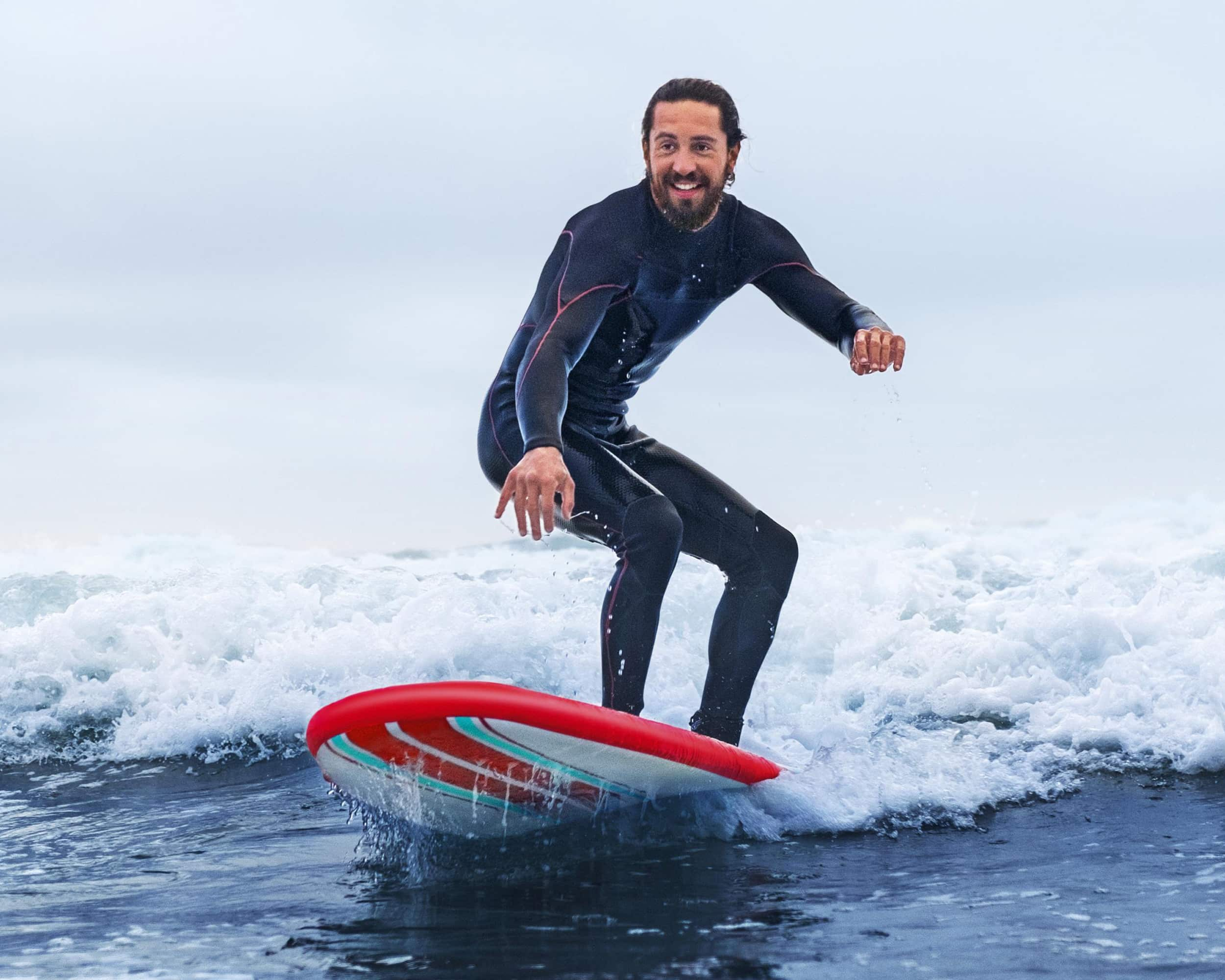 Hydro-Force COMPACT SURF Sup Brett