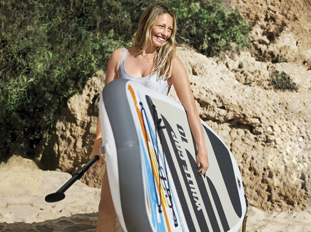 White Cap Stand Up Paddle Board
