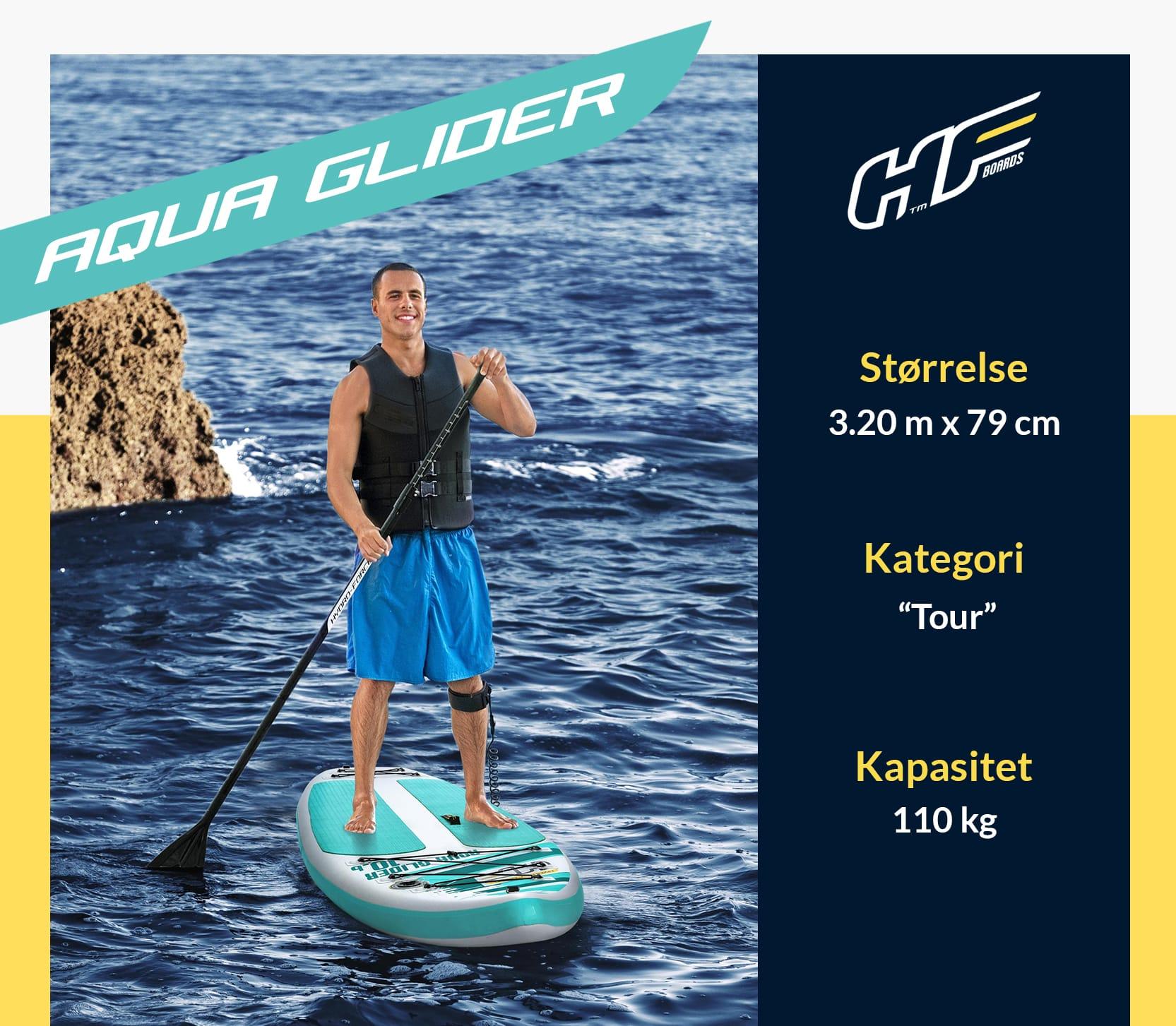 Aqua Glider Paddleboard