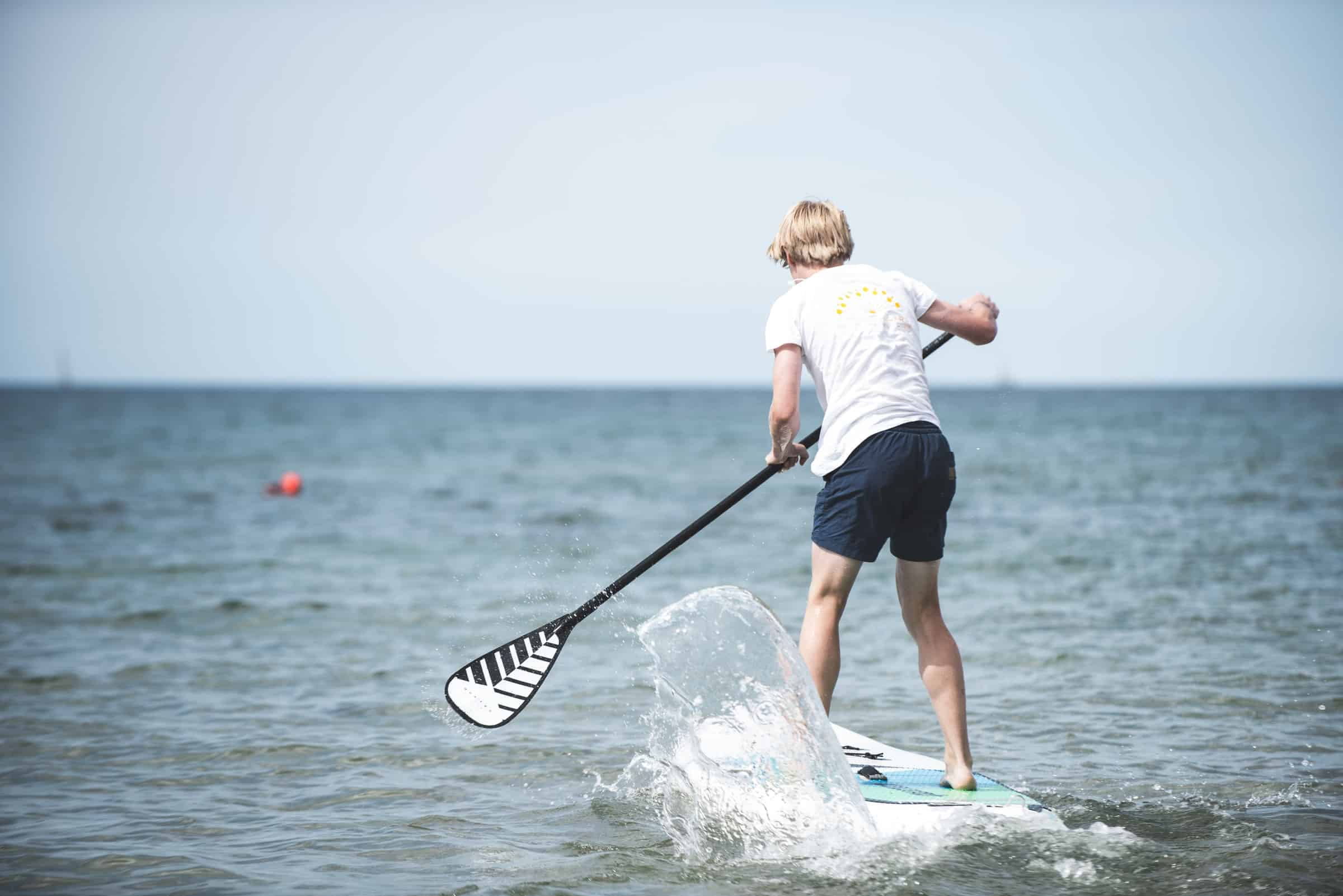 Sup Brett standup Paddle board Norge