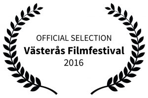 OFFICIAL SELECTION - Vsters Filmfestival - 2016
