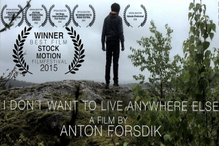 I don't want to live anywhere else a film by Anton Forsdik