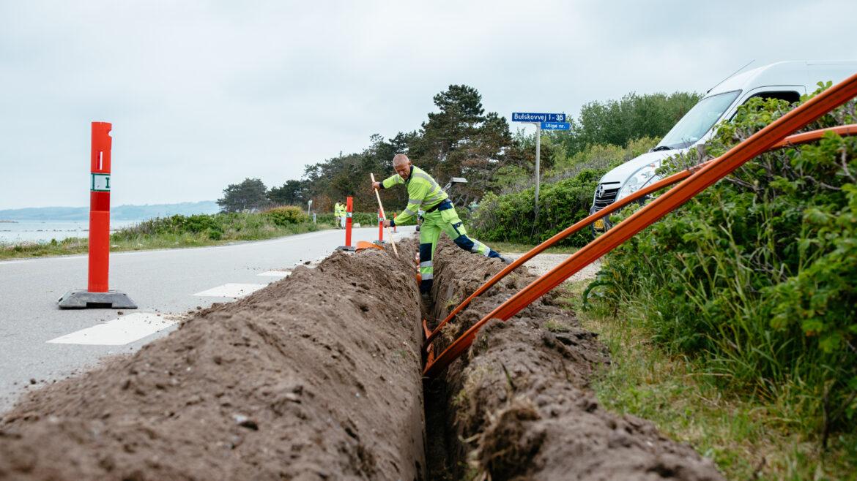 I. Anker Andersen har gravet 'grønt' i mange år