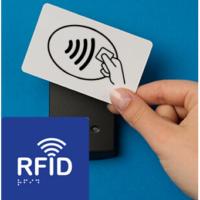 RFID og kontaktløse kort og Nøglebrikker