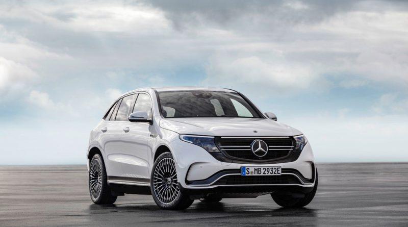 Mercedes komt met volledig elektrische SUV: De EQC