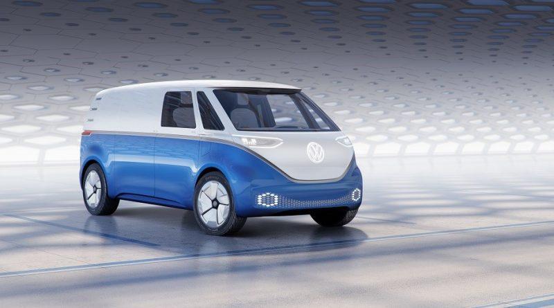 Volkswagen brengt elektrische bestelwagen met nostalgische touch.