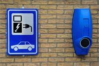 je elektrische wagen opladen