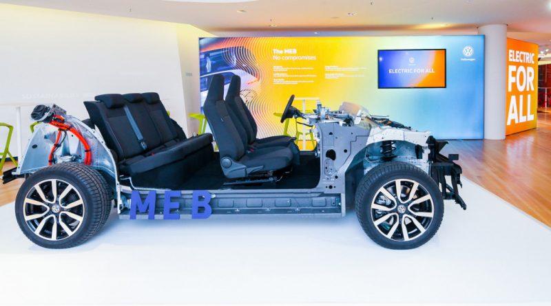 MEB Modular electric platform