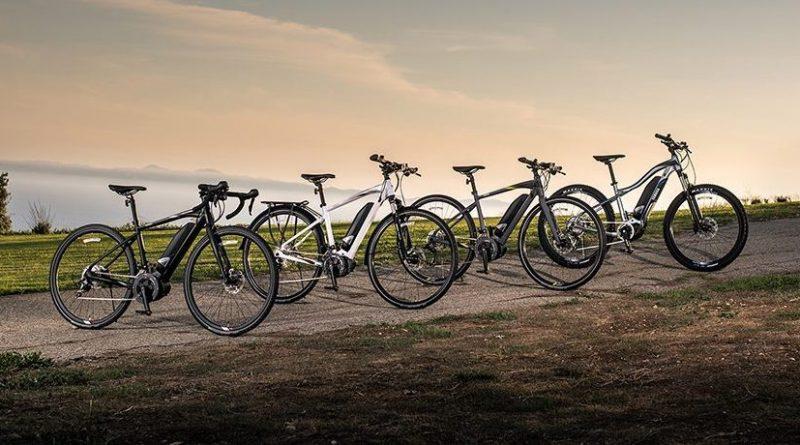 Yamaha lanceert 4 gloednieuwe e-bikes
