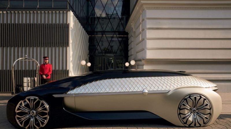 Renault EZ-Ultimo conceptcar