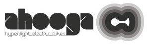 Logo van Ahooga bikes, een Belgisch fietsenmerk