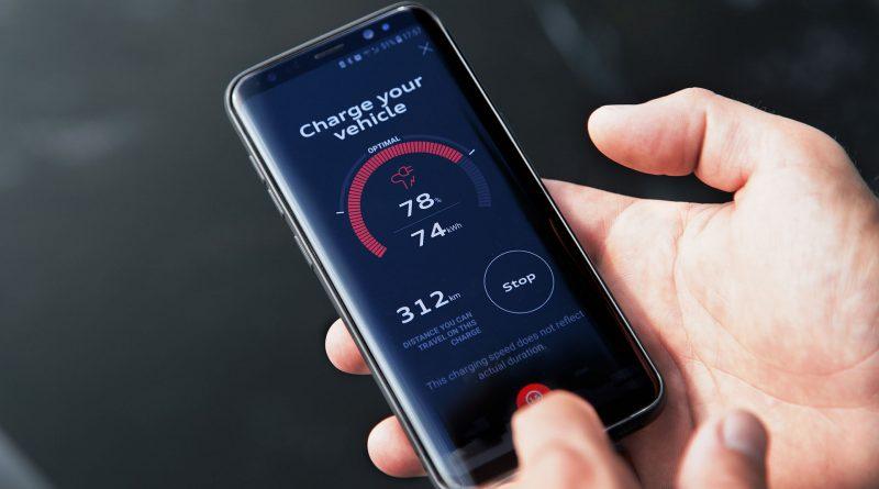 Audi e-experience app