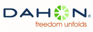 logo Dahon fietsen Duitsland