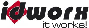 Logo idworx fietsen Duitsland