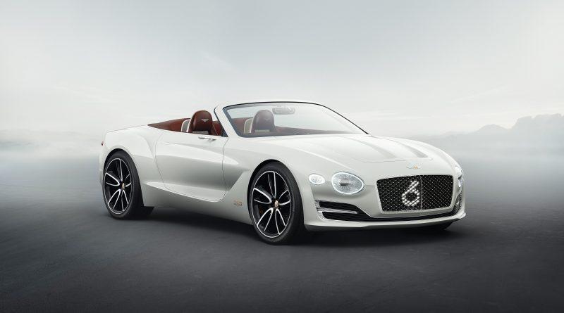 een volledig elektrische Bentley, het is nog even afwachten