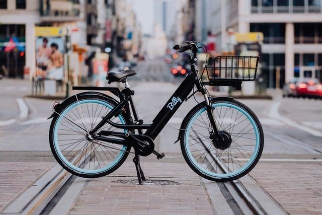 Billy Bike, de Brusselse deelfiets