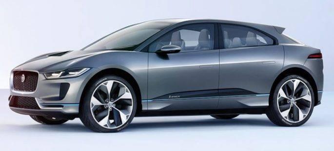 Vanaf 2025 alleen maar elektrische Jaguars