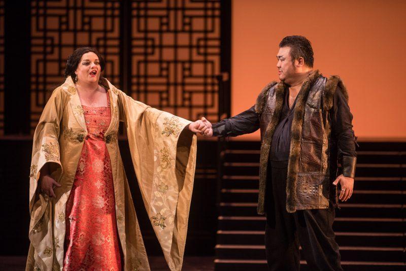 LAS PALMAS DI GRAN CANARIA: Turandot, Giacomo Puccini 16 giugno 2018