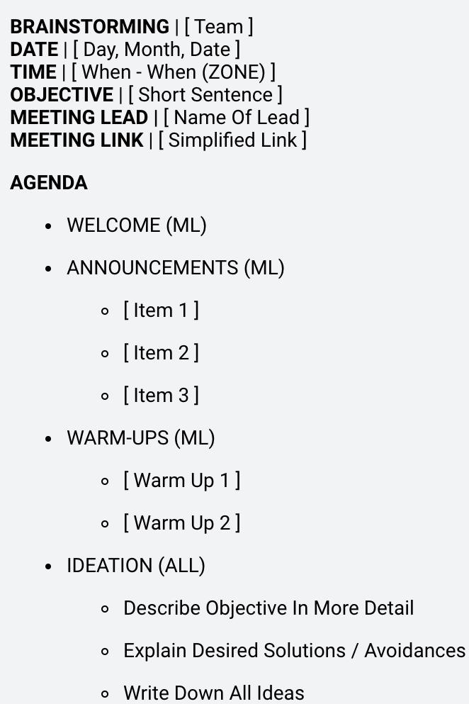 Online Meeting Slack Notification